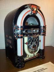 Musikbox Radio CTX-