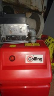 nagelneuer Golling Gasbrenner