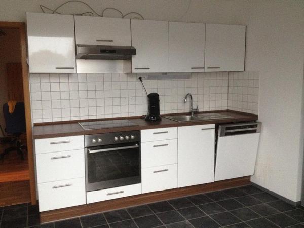 neu und preiswertige k chenzeile 264 cm der serie marke pino programm pn 250 zu in viernheim. Black Bedroom Furniture Sets. Home Design Ideas