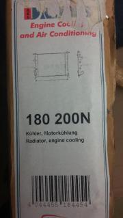 Neuware - Kühler /Motorkühlung