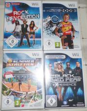 Neuware: Wii Spiele