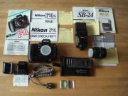 Nikon F4s mit