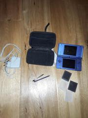 Nintendo DSI blau