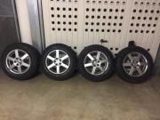 Nissan, Winterreifen Bridgestone