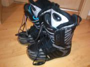Nitro Snowboardschuhe, Snowboardboots Gr. 38 2/3 Nitro Schuhe, mit Schnellschnürsystem, Gr. 38 2/3, top Zustand, nur kurz getragen, da zu klein geworden 45,- D-76351Linkenheim-Hochstetten Heute, 16:14 Uhr, Linkenheim-Hochstetten - Nitro Snowboardschuhe, Snowboardboots Gr. 38 2/3 Nitro Schuhe, mit Schnellschnürsystem, Gr. 38 2/3, top Zustand, nur kurz getragen, da zu klein geworden