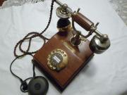 Nostalgie Wählerscheibentelefon Lyon