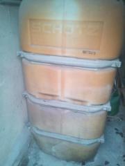 Öl Tank für