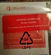 Office 365 1-