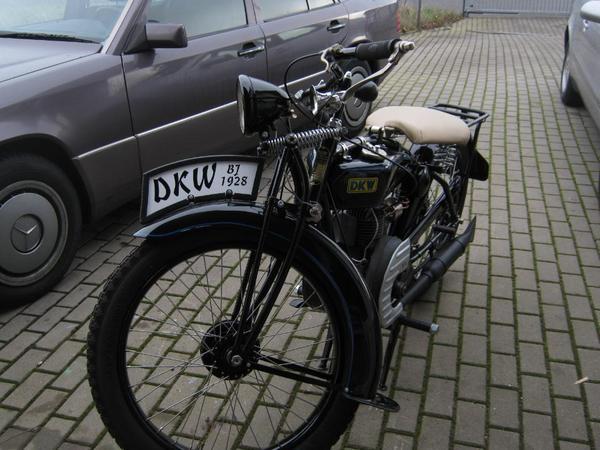 oldtimer motorrad dkw e 200 bauj 1928. Black Bedroom Furniture Sets. Home Design Ideas
