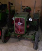 Oldtimer Traktor Hermann