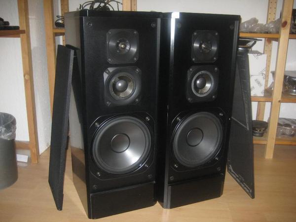 onkyo sc 760 klavierlack in m lheim an der ruhr boxen lautsprecher kopfh rer kaufen und. Black Bedroom Furniture Sets. Home Design Ideas