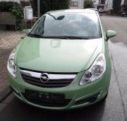 Opel Corsa, Klima,
