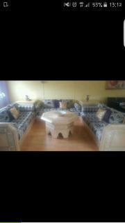 Orientalische Wohnlandschaft Couch