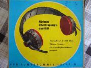 orig. DDR-Kopfhörer