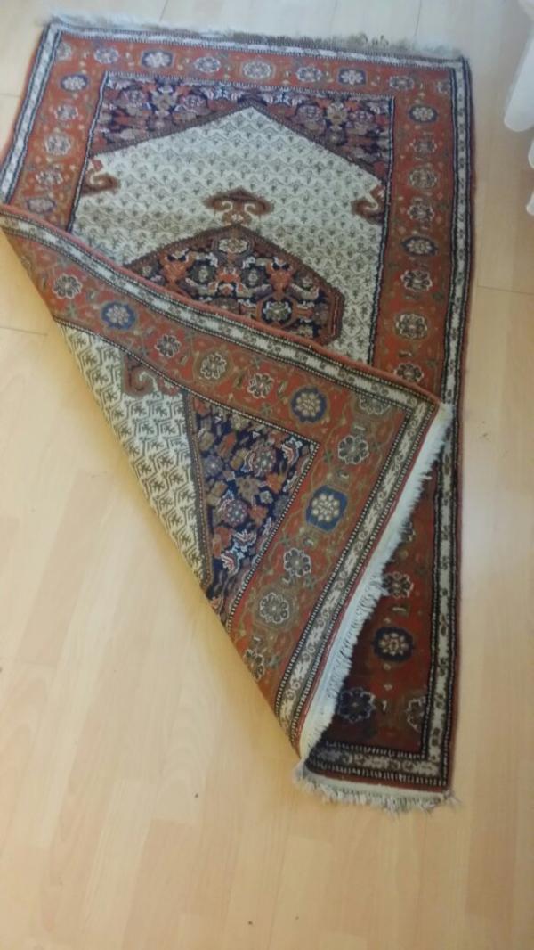 original  echter Perser Teppich aus dem Iran in Berlin