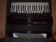 Original Vintage Akkordeon