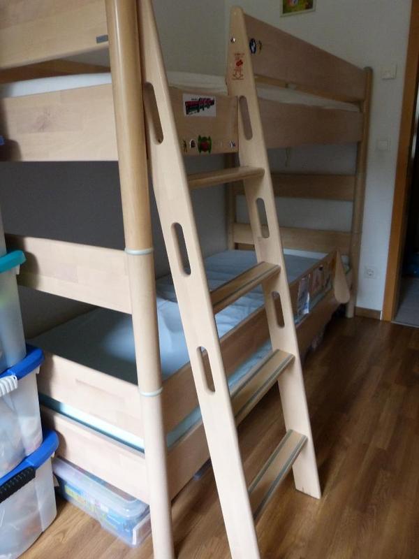 paidi hochbett gebraucht die neueste innovation der. Black Bedroom Furniture Sets. Home Design Ideas