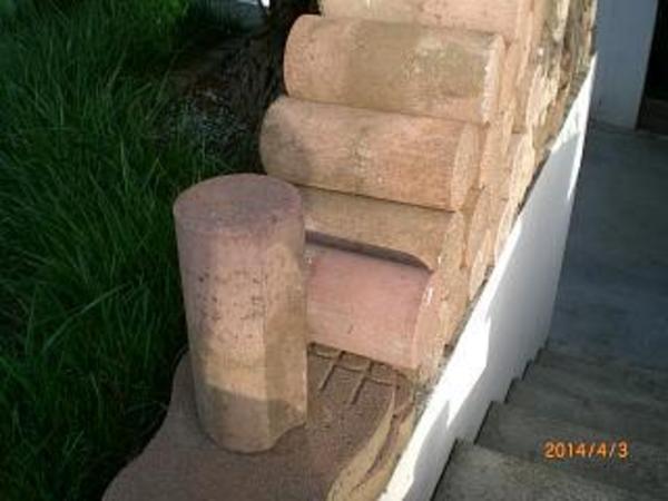 Palisaden randsteine gebraucht in burgau sonstiges f r for Garten q gebraucht