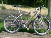 Parkpre Mountainbike aus