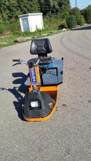 Pefra Elektrofahrzeug Elektroschlepper