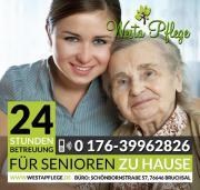 Pflegekräfte für Senioren