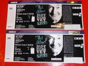 Phil Collins * 2Tickets