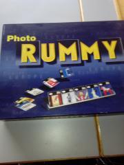 Photo rummy gesellschaftsspiel