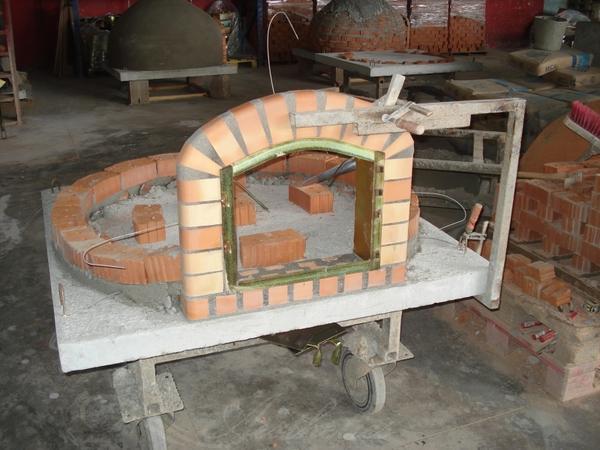 Pizzaofen steinofen modell pizzaioli 120 x 120 cm flammkuchenofen in bad gandersheim sonstiges - Steinofen garten ...