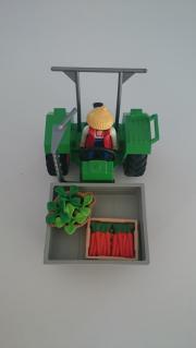 Playmobil 4497 Ladetraktor
