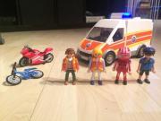 Playmobil Krankenwagen mit