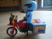 PLAYMOBIL - Motorradfahrer