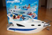 Playmobil Motoryacht 3645