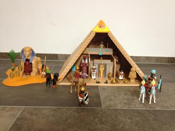 playmobil pyramide gypten set in f rstenfeldbruck spielzeug lego playmobil kaufen und. Black Bedroom Furniture Sets. Home Design Ideas