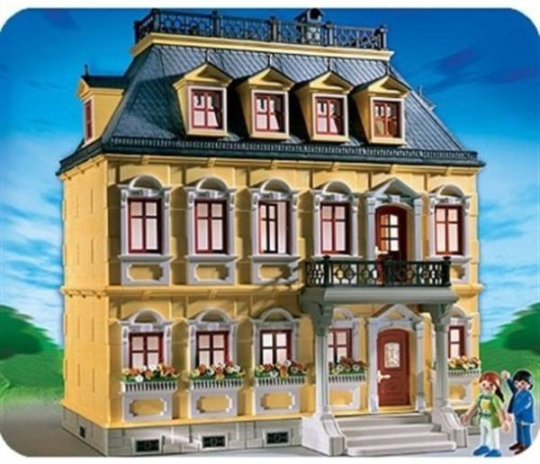 playmobil stadthaus komplett m bliert in m nchen. Black Bedroom Furniture Sets. Home Design Ideas