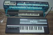 polyphonic keyboard