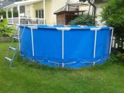Pool 366x122 mit