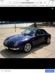 Porsche 911 gesucht