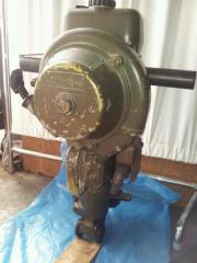 Presslufthammer Atlas Copco