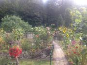 Privates Gartengrundstück mit