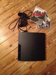 PS3 slim 160GB (