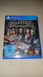 Ps4 Spiel Injustice