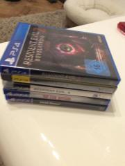 PS4 Spiele & PS3