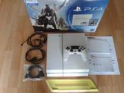 PS4 Weiß Destiny