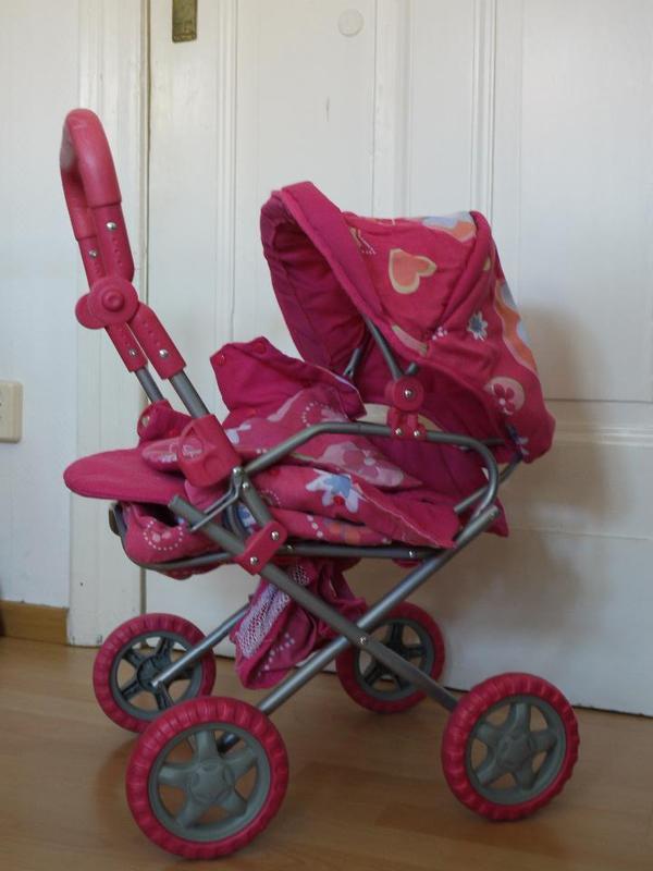 Puppen sportwagen rosa in berlin sonstiges