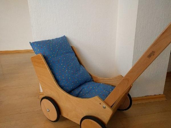 Lauflernwagen Holz Gebraucht Haba ~ lauflernwagen haba 76227 karlsruhe holz puppenwagen natur von haba