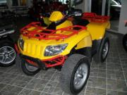 Quad Arctic Cat -