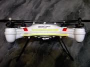 Quadcopter DROHNE SALZWASSERDICHT