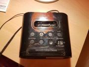 Radiowecker mit IPhone