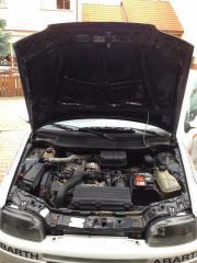 Rally-Fahrzeug für