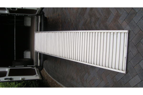 rampe f r lkw oder transporter 3 meter lang und 60cm breit. Black Bedroom Furniture Sets. Home Design Ideas